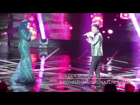 Seluruh Cinta - Dato' Siti Nurhaliza & Cakra Khan [LIVE GOMES]