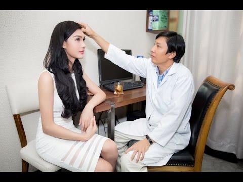 Hành trình lột xác sau phẫu thuật thẩm mỹ của Minh Tiến