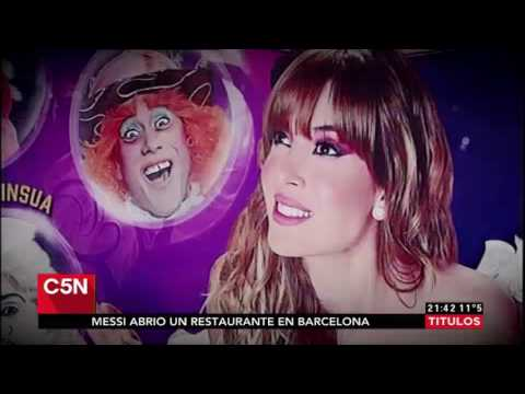 C5N - Right Now: Programa 23/7/2016 (Parte 1)