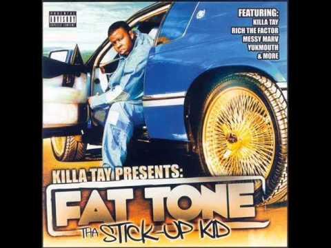 Fat Tone   Killa City Chopped And Screwed