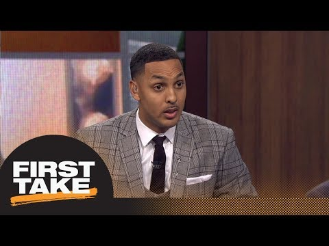 Hollins: Critics of Warriors 'ruining basketball' are mad it's not their team | First Take | ESPN