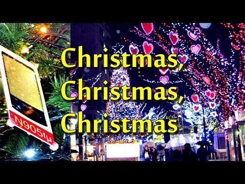 Patrick Alexander — Christmas, Christmas, Christmas (2007) (full album)