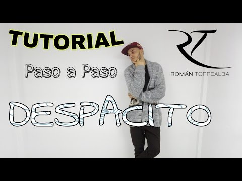 DESPACITO - Luis Fonsi ft. Daddy Yankee (TUTORIAL) Step by Step | Choreography by @romantorrealba