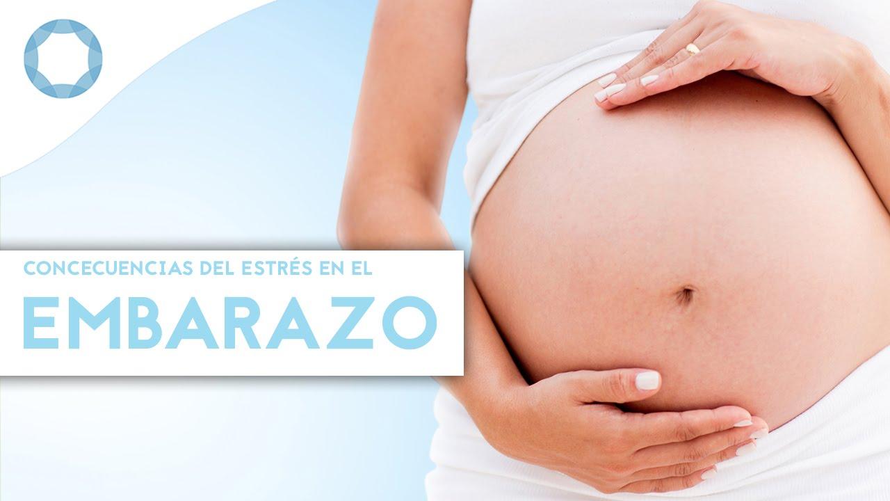 Embarazo y estres
