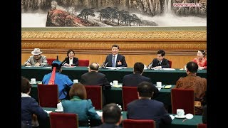 Xi stresses strategic resolve in enhancing building of ecological civilization | CCTV English