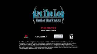Arc the Lad: End of Darkness - Trailer - Namco 50th Anniversary Promo DVD 2005