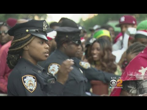 Tightened Security As This Year's J'Ouvert Festival Takes Brooklyn