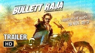 BULLETT RAJA : Official Theatrical Trailer | Saif Ali Khan, Sonakshi Sinha