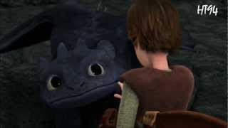 Hiccup to Toothless - Last Goodbye