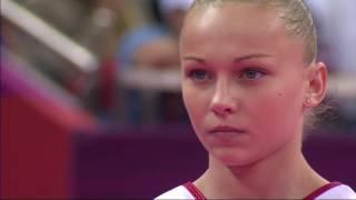 Maria Paseka - London 2012 Olympics VT TF