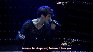 Kim Jaejoong 김재중 - For You 너를 위해 (2013 Mini Concert) [eng + rom + hangul + karaoke sub]