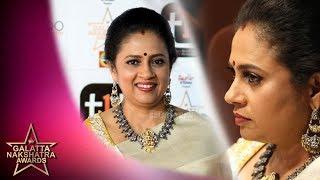 Sivakarthikeyan mathiri Panunga - Lakshmy Ramakrishnan   Galatta Nakshatra Awards