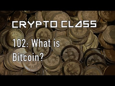 Crypto Class 102 - What is Bitcoin?  2008 paper, Adam Back and Hashcash, Mt. Gox