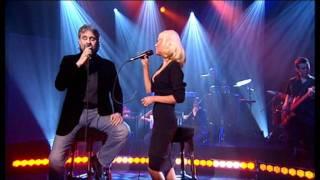 Christina Aguilera & Andrea Bocelli   Somos Novios It