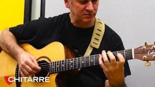 Acoustic Corner: Giovanni Palombo. Fingerstyle, armonia e composizione