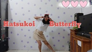 Video Jkt48 - Hatsukoi Butterfly (Dance Cover) download MP3, 3GP, MP4, WEBM, AVI, FLV Mei 2018