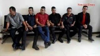 Jamal Yunos, 7 others remanded over beer-smashing stunt