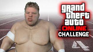 Sumoringer Peterkotzo kämpft schlecht 🎮 GTA Grand Theft Auto Online #214