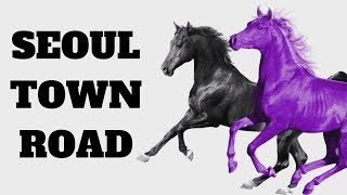 Download Mp3 Lil Nas X, Rm Of Bts - Seoul Town Road  Old Town Road Remix   Music Video
