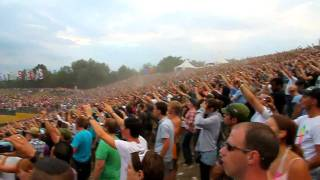 Tomorrowland 2010 David Guetta MAINSTAGE compilation (Sunday July 25th)