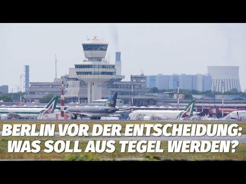 Das sagen die Berliner vor dem Volksentscheid zu Tegel