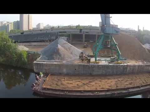 ФЛОТ НЕРУД - поставка нерудных материалов в Москве