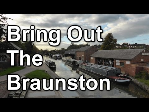12. A narrowboat cruise on the Grand Union Canal, to Braunston