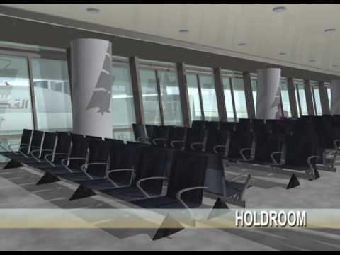 New Doha International Air Port