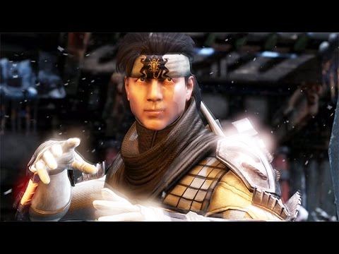 Mortal Kombat X - Takeda All Interaction Dialogues