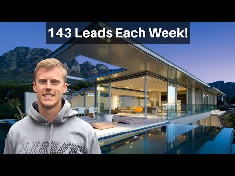 How To Generate 143 Real Estate Leads Online In 1 Week With Facebook Ads!