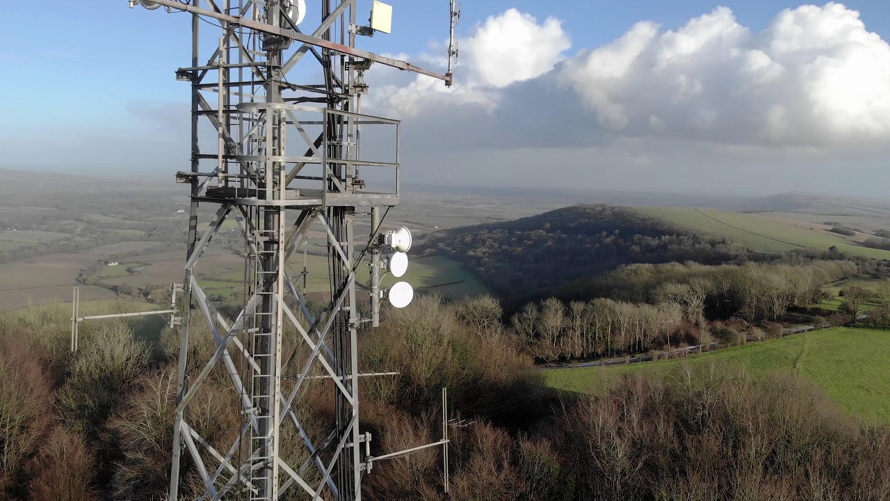 Comms Masts in the UK