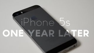 iphone 5s one year later