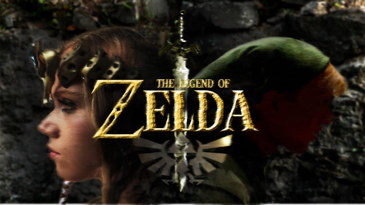 The legend of zelda movie trailer 2016 youtube.