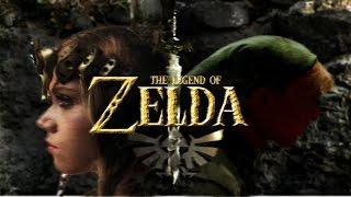 The Legend of Zelda: A Live Action Movie Trailer
