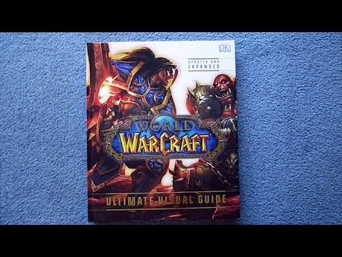 World of Warcraft: Ultimate Visual Guide (Updated and Expanded) [BOOK REVIEW]