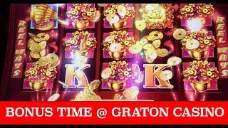 BIG FU DAO LE WINS @ Graton Casino | NorCal Slot Guy