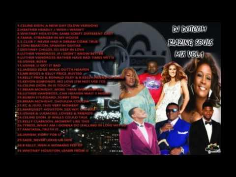 DJ DOTCOM BLAZING SOULS MIX VOL 1 ULTIMATE COLLECTION