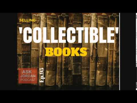 Ep. 95 - Selling 'Collectible' books on Amazon