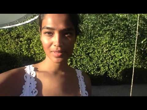 Shooting Aerie in Palm Springs! (3) | Shivani Persad