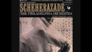 (1953) Rimsky Korsakov Scheherazade Op 35 Eugene Ormandy & The Philadelphia Orchestra
