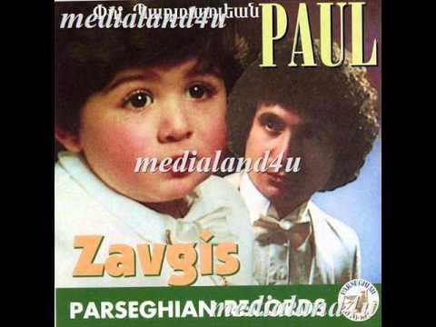 Paul Baghdadlian   Sevoulig atcheret