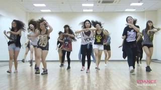 KPOP COVER - Come Back Home - Scorpio Tran Le VDANCE