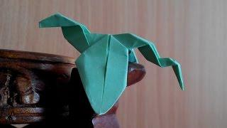 Дракончик - Поделки из бумаги своими руками для детей -  (Dragon Skyrim origami)