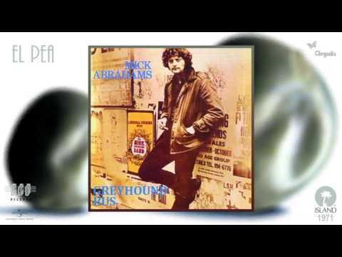 Mick Abrahams - Greyhound Bus (CD version) [Blues Rock - Prog Rock] (1971)