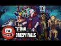 Video: Creepy Falls