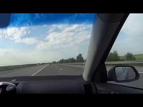 На автомобиле в Новороссийск