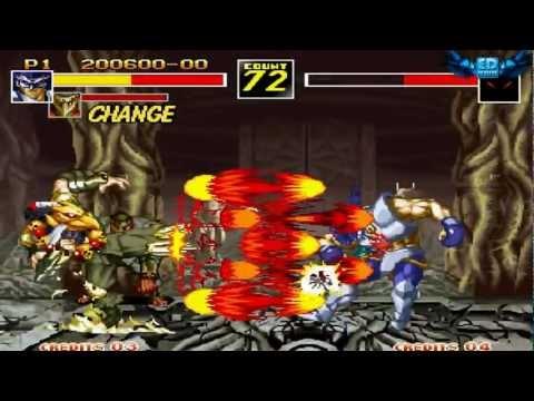 Classic Games Ep 1 : Kizuna Encounter Playthrough HD