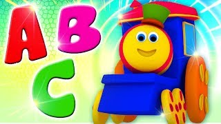 Bob The Train | Kindergarten Nursery Rhymes & Kids Songs | Cartoon Videos For Toddlers