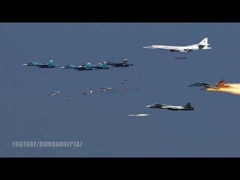 The Power Of The Russian Air Force: Sukhoi Su-57, Su-35, Su-30, MiG-35, Kamov Ka-50