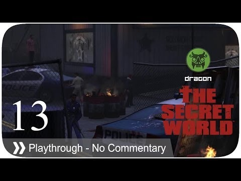 The Secret World - Pt.13 [Dragon]